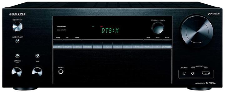 Onkyo TX-NR676 7.2-Ch AV Receiver