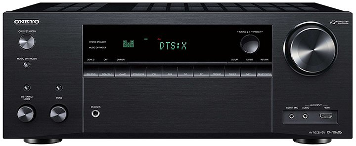 Onkyo TX-NR686 7.2-Ch AV Receiver