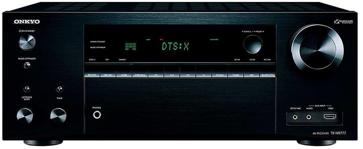 Onkyo TX-NR777 7.2-Ch AV Receiver