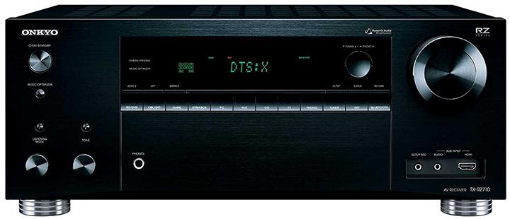Onkyo TX-RZ710 7.2-Ch AV Receiver