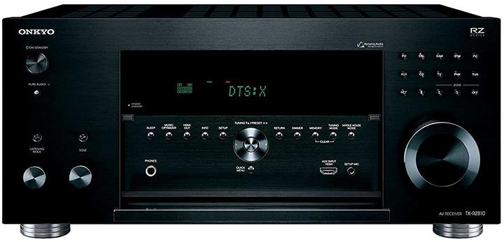 Onkyo Tx-Rz810 7.2-Ch Av Receiver
