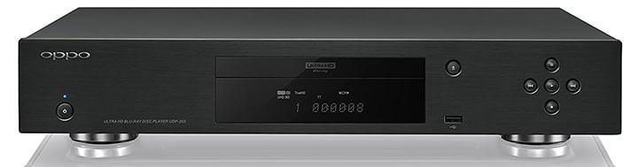 OPPO UDP-203 4K Blu-ray Player