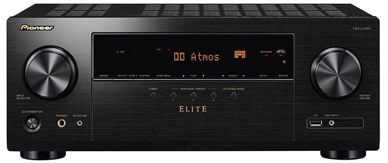 Pioneer Elite Vsx-Lx104 7.2-Ch Av Receiver