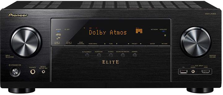Pioneer Elite Vsx-Lx303 9.2-Ch Av Receiver