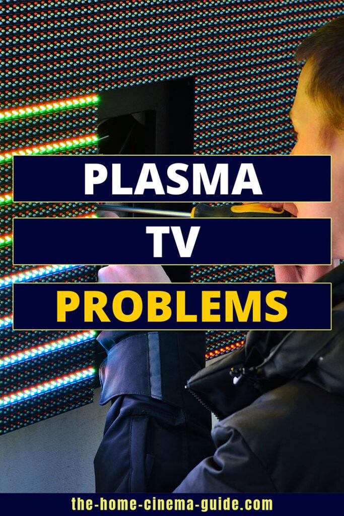 Plasma Tv Problems
