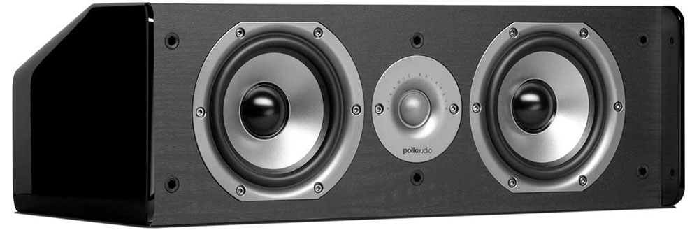 Polk Audio Cs10 Center Channel Speaker