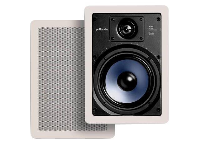 Polk Audio Rc65I In-Wall Speakers