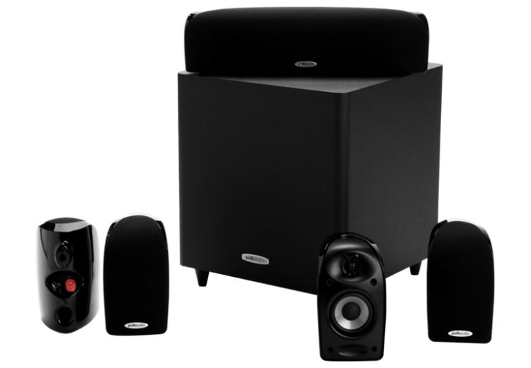 Polk Audio Tl1600 5.1 Home Theater Speaker System