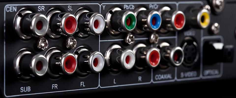 RCA Surround Sound Connections - Analog 5.1 Audio Explained