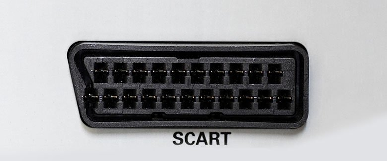 Scart Connection