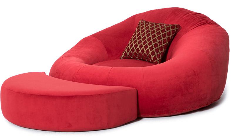 Seatcraft Fabric Cuddle Seat