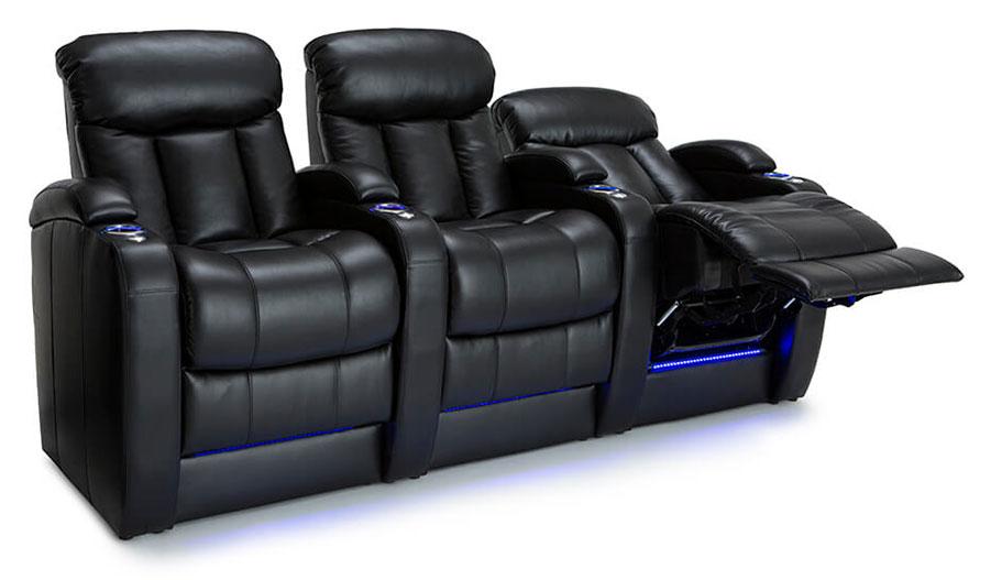 Seatcraft Grenada Back Row Home Theater Seats
