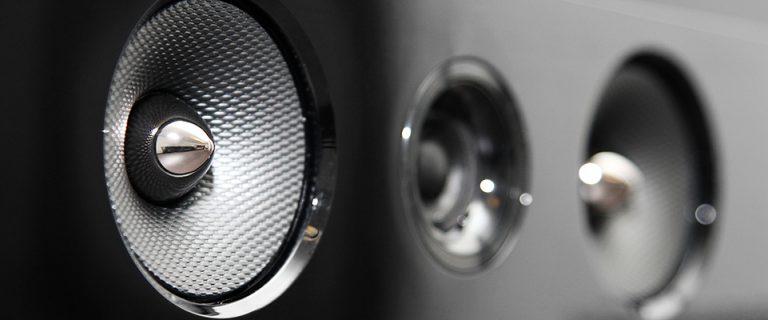 Sonos Arc Vs Beam Soundbar: Close Up Of A Soundbar Speaker