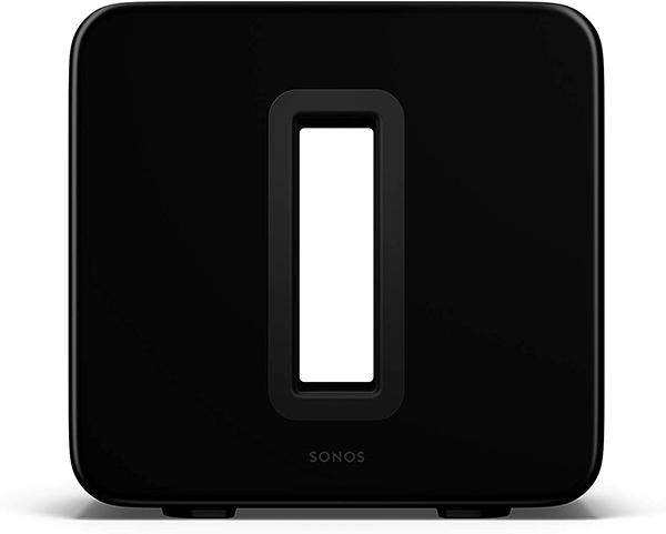 Sonos Sub (Gen 3) - The Wireless Subwoofer For Deep Bass
