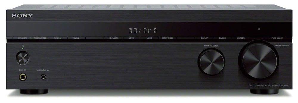 Sony Str-Dh590 7.2-Ch Av Receiver