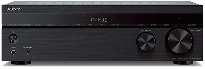 Sony Str-Dh790 7.2-Ch Av Receiver