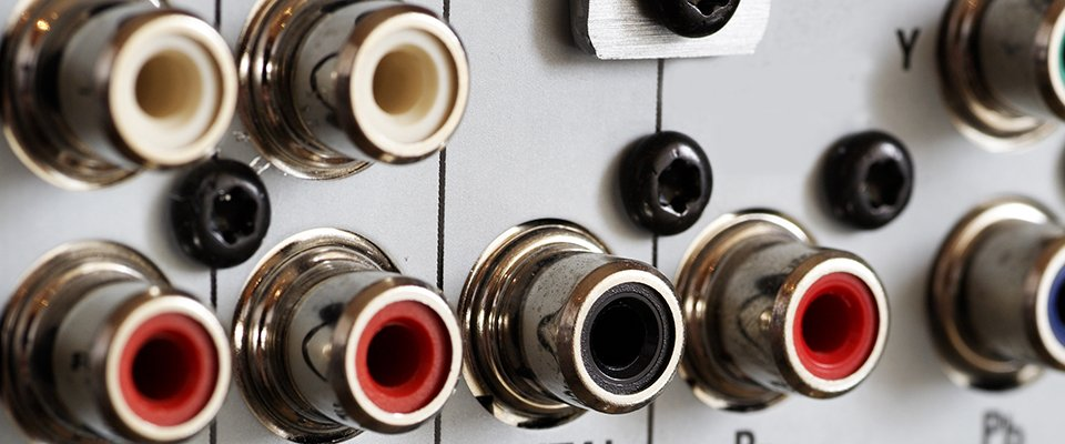 Stereo Analog Audio - Rca Plug And Cables Explained