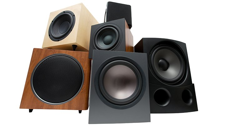 Subwoofer Speaker Placement - A Collection Of Subs