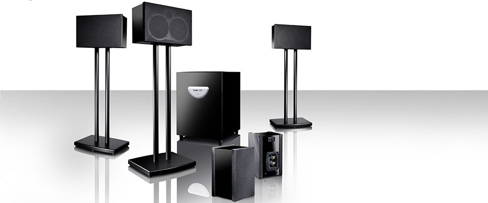 Teufel System 5 Speaker Package Review