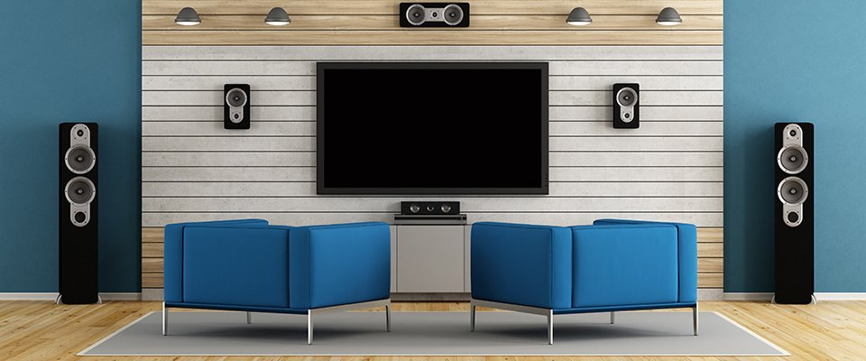 Understanding Tv Viewing Distance And Flat Screen Hdtv Sizes - Hdtv In A Modern Room