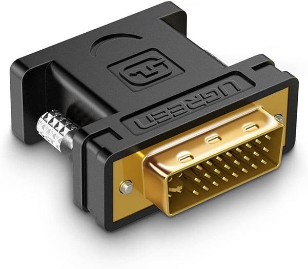 UGREEN DVI-I Male to VGA Female Adapter