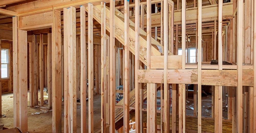 Wood Wall Studs