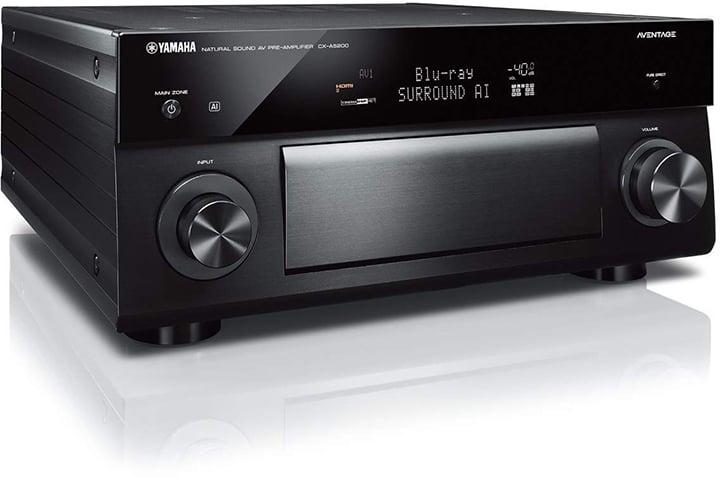 Yamaha AVENTAGE AV Receiver Models Compared