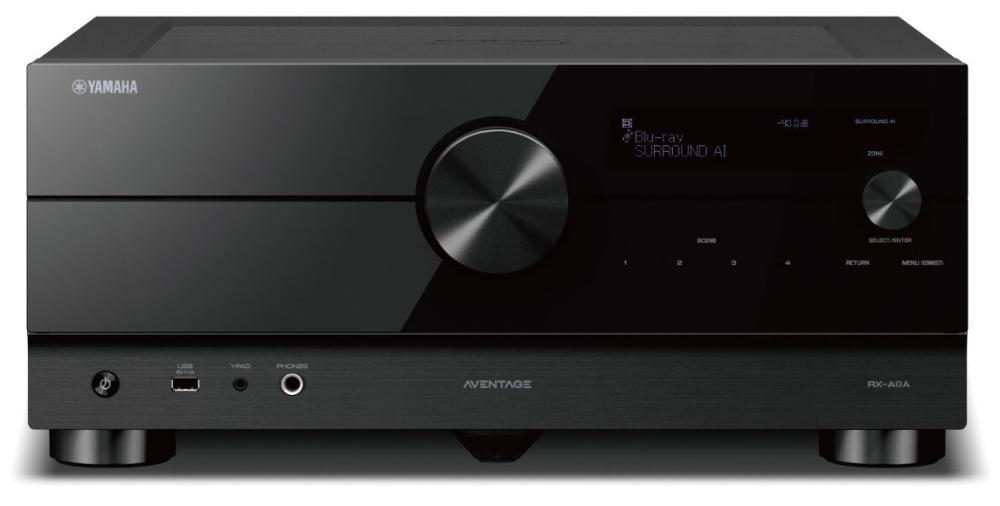 Yamaha Rx-A6A Aventage 9.2-Ch Av Receiver