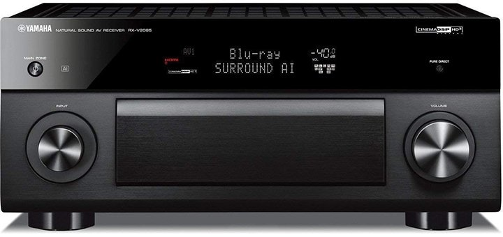 Yamaha RX-V2085 9.2-Ch AV Receiver