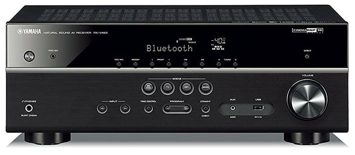 Yamaha Rx-V483 5.1-Ch Av Receiver