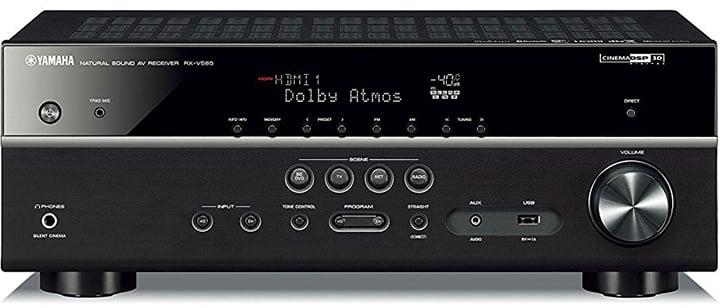 Yamaha RX-V585 7.2-Ch AV Receiver