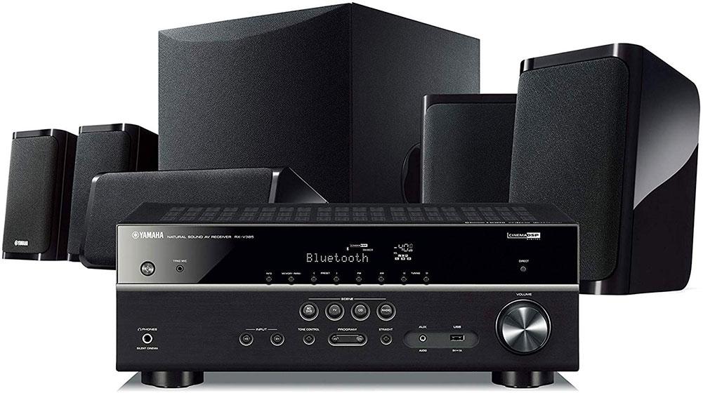 Yamaha Yht-4950U Home Theater System